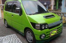 2007 Mr Bean mini car Daihatsu Move
