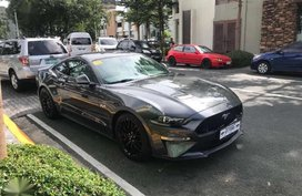 2018 FORD Mustang GT 5.0 2019 model brand new