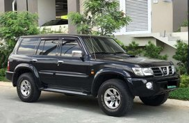 2007s Nissan Patrol 4x4 Presidential Edition FOR SALE