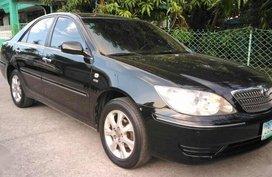 2005 Toyota Camry 2.4E automatic transmission