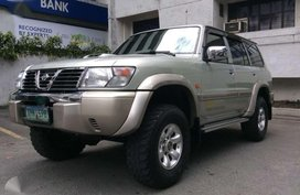 2003 Nissan Patrol for sale