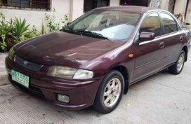 1998 Mazda 323 Rayban Manual Transmission All Power