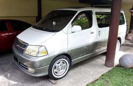 1999 Toyota Granvia - 3.0 Automatic Transmission