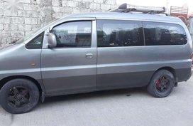 Hyundai Starex van jumbo 2000 model repriced