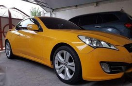 Hyundai Genesis Coupe 2010 2.0T MT 1st owned all stock
