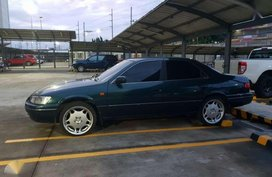 Toyota Camry GXE 2001 Matic Dark Green