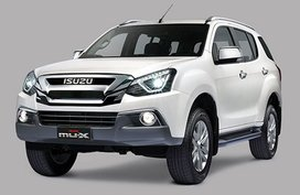 DIRECT AUTOLOAN ISUZU MUX 2018