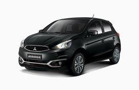 2018 Brand New MITSUBISHI Mirage Hatchback GLS CVT