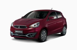 2018 Brand MITSUBISHI Mirage Hatchback GLX CVT