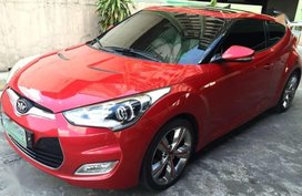 FOR SALE HYUNDAI VELOSTER 3DR 1.6GDi AT 2012 Diliman Papers
