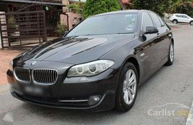 Rush 2012 BMW 520D AT Black like New only 29T Kms