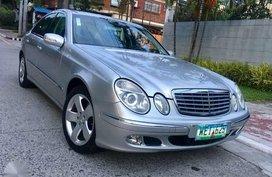 2002 Mercedes Benz E240 for sale