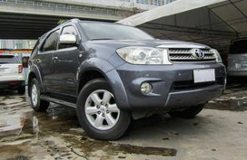 2010 Toyota Fortuner 4X2 G Diesel Automatic