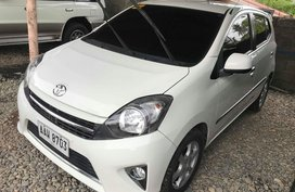Toyota Wigo G Top of the line Automatic 2014