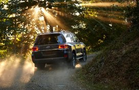Toyota Land Cruiser 2019: The Legend continues