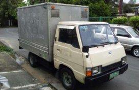 1996 Kia Ceres Aluminium Van Local Diesel 5S Engine