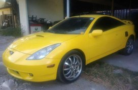 Boat YATE and 1998 TOYOTA Celica package