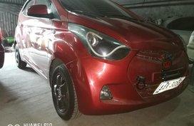RUSH! 2014 Hyundai Eon GLS (Top of the line) Red