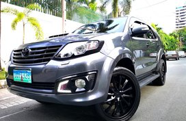 2013 Toyota Fortuner G Gas for sale
