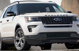 Ford Explorer 2018 for sale