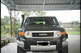 Toyota FJ Cruiser Army Green Casa Maintained 2014