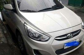 Hyundai Accent 2015 grab ready