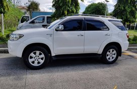 Toyota Fortuner 2010 G Gas Automatic Super Fresh