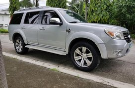 Ford Everest 2012 Limited Automatic FOR SALE