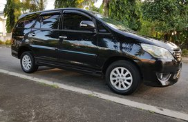 Toyota Innova 2013 V Automatic Diesel Top of the Line