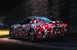 What we know so far about the 2019 Toyota Supra