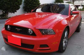 2014 Ford Mustang GT 5.0L with Borla Attack Exhaust