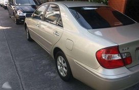 2003 Toyota Camry 34 mileage Rush Sale