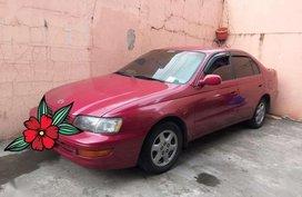 1997 Toyota Corona Exsior 2.0 manual gas FOR SALE