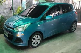 HYUNDAI Grand i10 Limited Edition 2014 model