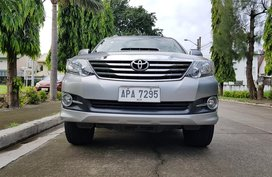 Toyota Fortuner 2015 G Automatic Diesel Well Maintained