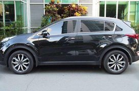 For Sale is an almost new 2017s Kia Sportage EX Crdi Automatic