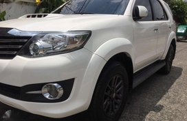 Toyota Fortuner G matic diesel Fresh in and out