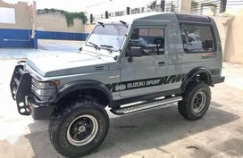 FOR SALE SUZUKI SAMURAI original engine G-13A 1988