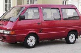 1994 Nissan Vanette Manual Transmission