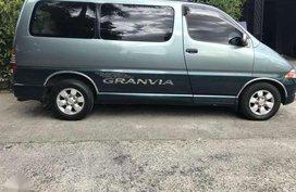 Toyota Hiace Granvia van diesel FOR SALE