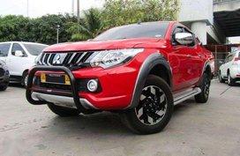 2017 Mitsubishi Strada for sale