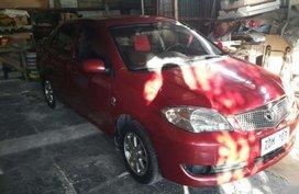 For sale: Toyota Vios 1.3 E MT 2006 model