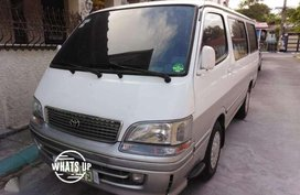 96mdl Toyota Hiace FOR SALE