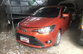2016 Toyota Vios 1.3E manual 2000 kms only