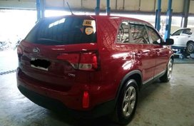 Kia Sorento lx 2.2 crdi turbo intercooler diesel 4x4 matic engine  2015