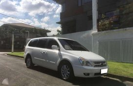 2010 Kia Carnival EX First Owner Automatic Transmission