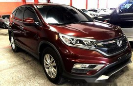 Well-maintained Honda CR-V 2016 for sale