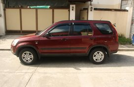 Honda CRV 2003 AT for sale