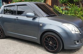 Suzuki Swift 2009 1.5L A/T Azure Grey (Lady Driven)