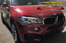 2018 BMW X6 FOR SALE